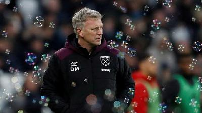 West Ham vs Leicester CIty 3-2: David Moyes Mengaku Senang, tapi...