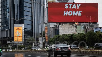Crime Rates in Jakarta Decrease during COVID-19 Pandemic