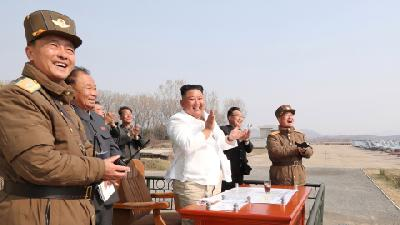 North Korea's Kim Jong Un Resuming Public Activity, KCNA Reports