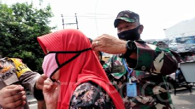 340,000 Joint Personnel from TNI, Polri Deployed to Oversee PSBB