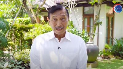Pilpres AS Bakal Pengaruhi Global, Luhut Sebut Indonesia Pantau Trump vs Biden