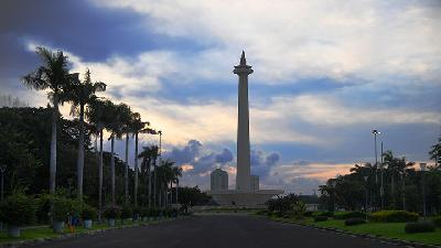 Monas Reopening Depends on PSBB Evaluation Results: Management