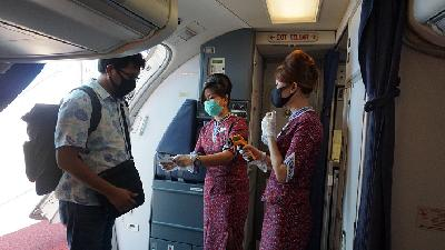 Daftar Kewajiban Calon Penumpang Lion Air, Batik Air, Wings Air