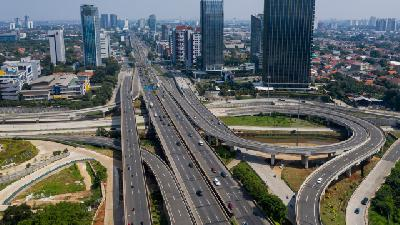 Eid Homecoming Traffic Plunges 62 Percent: Jasa Marga