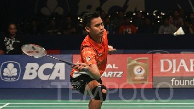 Shuttler Tontowi Ahmad Announces Retirement
