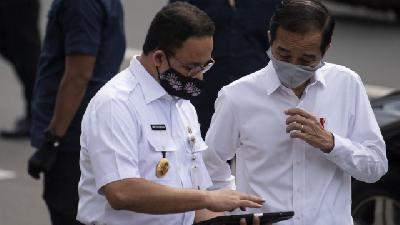 Anies dan Fase Kritis PSBB Menjelang New Normal