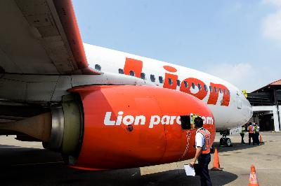 Lion Air Reveals How Pandemic Affected Business