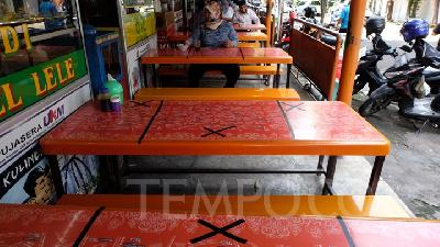 Blok S Food Court Closed as Four Traders Contract COVID-19