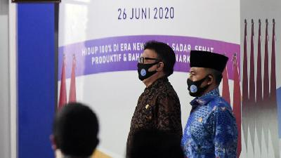 Ministry Studies Jokowi's Plan to Abolish State Institutions