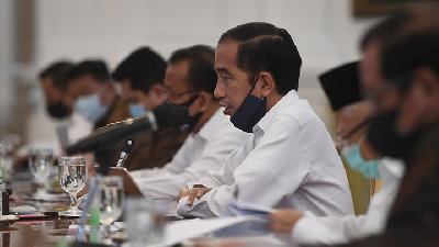 Jokowi's Regulation Expanding Ministry Function Receive Critics