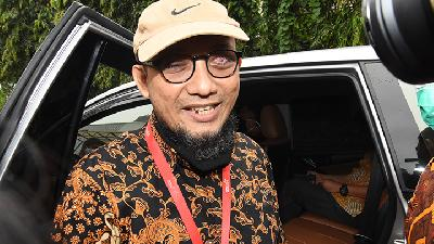 Novel Baswedan and Over 70 KPK Employees Reportedly Threatened to Be Dismissed