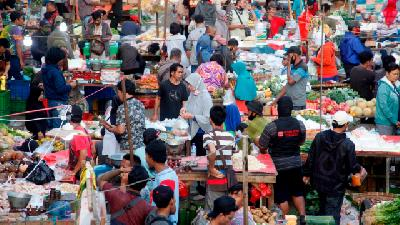People at Markets Lack Understanding of Health Protocols, Says Study