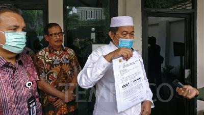 MAKI to Submit List of Witnesses in Djoko Tjandra Case