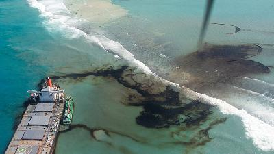Japanese Ship that Caused Mauritius Oil Spill Passed Checks