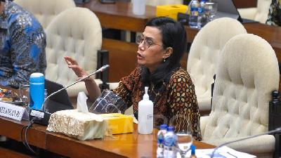 Sri Mulyani Hopes 2021 State Budget Can Improve Economy, People's Life