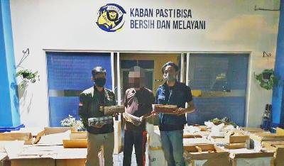 Banten's Customs and Excise Officials Seize 1.7 Million Illegal Cigarettes