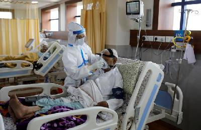 Jakarta Covid-19 Referral Hospitals Collapse: Epidemiologist