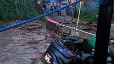 Sukabumi Declares Emergency Status Following Flash Floods