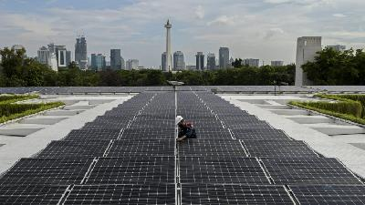 Indonesia Banking on Solar Power to Boost Renewable Energy Generation