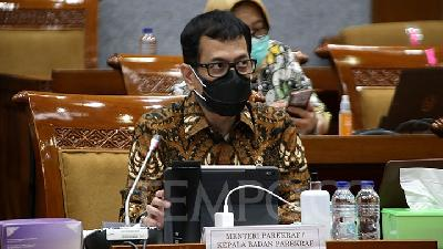 Minister Wishnutama Sets Rp38 Tn Budget to Support Tourism Industry