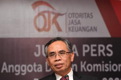 OJK Says Credit Restructuring Value Reaches Rp904tn