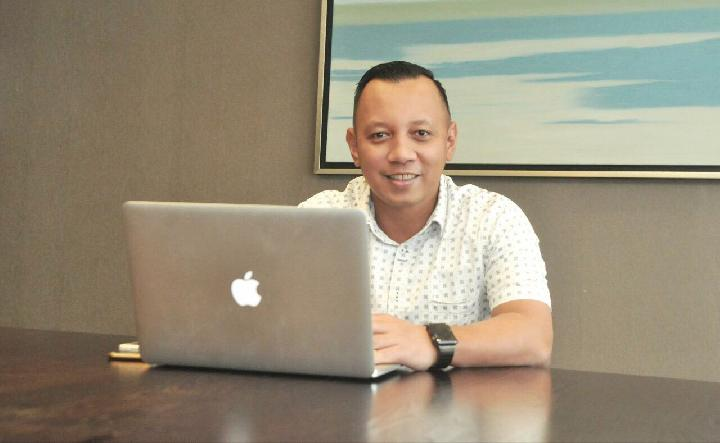 Yudie Haryanto (VP Marketing Biznet).