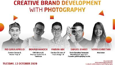 Techminar Creative Brand Development With Photography