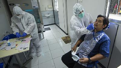 Jakarta Records More than 1,000 New Covid-19 Cases on Tuesday