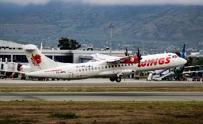Wings Air Serves Two New Routes in NTT