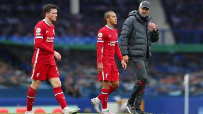 VAR Foils Liverpool in Derby Draw with Everton