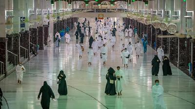 Govt: Saudi Arabia Yet to Release Requirements for Umrah