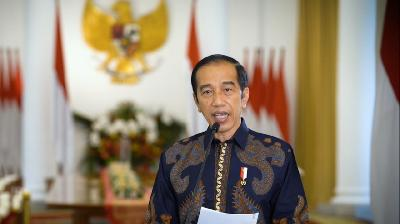 President Jokowi Urges Leaders to 'Take Full Control' of COVID-19 Mitigation