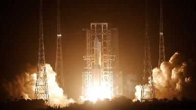 China Declares Moon Mission Rocket Launch A Success