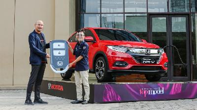 Honda HR-V Jadi Hadiah Utama Indonesia's Next Top Model 2020