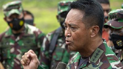 Covid-19 Vaccination Enacted for Indonesian Army Personnel