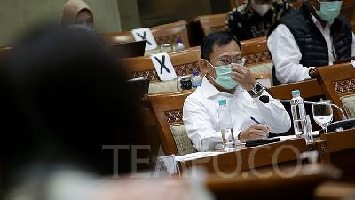BPOM Comments on Candidate Vaccine by Former Health Minister Terawan