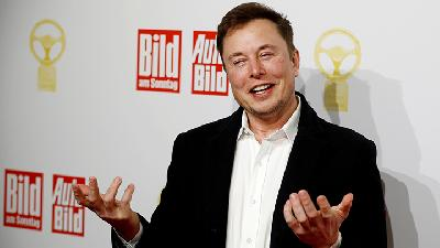 Elon Musk jadi Host Saturday Night Live: I'm a Wild Card