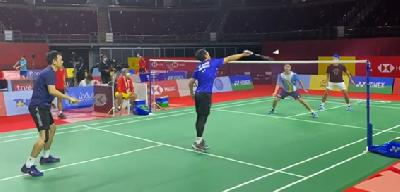 Indonesian Para Badminton Team Shines in Dubai Para Athletics