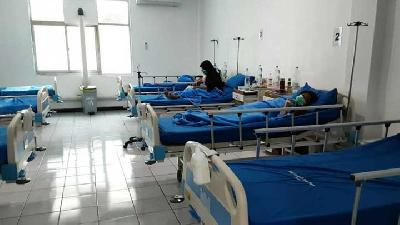Bogor Field Hospital Deactivated as COVID-19 Cases Drop
