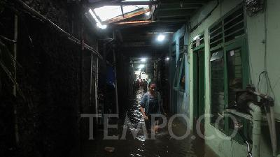 Jakarta Flood; Deputy Governor Says 20 Neighborhood Units Inundated