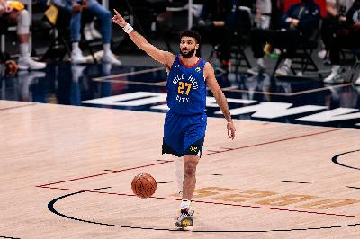 Hasil NBA: Cavaliers vs Denver Nuggets 103-120, Jamal Murray Cetak 50 Poin