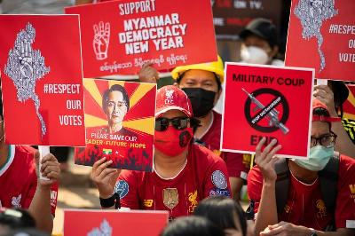Indonesia Refutes Rumors of Backing New Elections in Myanmar