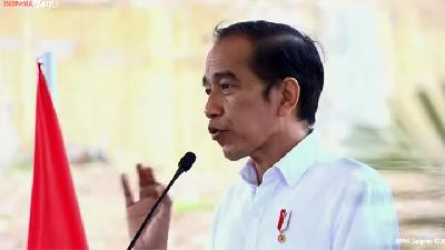 Jokowi Says Govt is Readying Roadmap for Making Indonesia 4.0