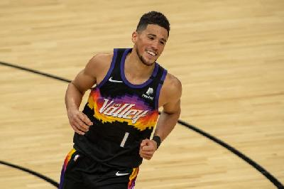 All-Star Game NBA: Devin Booker Gantikan Anthony Davis yang Cedera