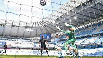 Manchester City Make It 20 Straight Wins With Victory Over West Ham