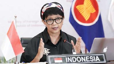 Retno Marsudi Attends OIC Meeting on Israeli Aggression Against Palestine