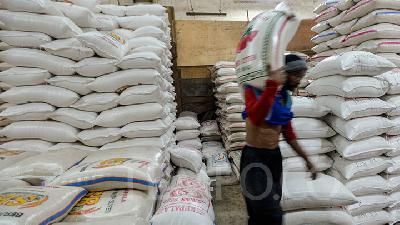 The Rice Import Shambles