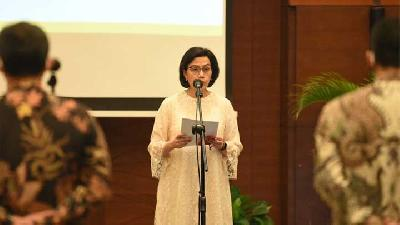 Sri Mulyani Talks of Economic Challenges Post Pandemic