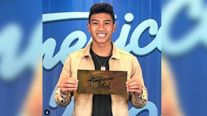 Anak keturunan Indonesia yang tinggal di Meksiko, Dzaki Sukarno berhasil meraih golden ticket dari juri Lionel Richie, Katy Perry dan Luke Bryan di audisi American Idol. Foto/Instagram