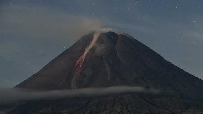 Mount Merapi Sees Intense Volcanic Activity; Emits Lava 15 Times in 6 Hours